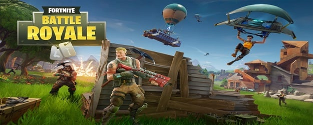 Fortnite: Battle Royale download