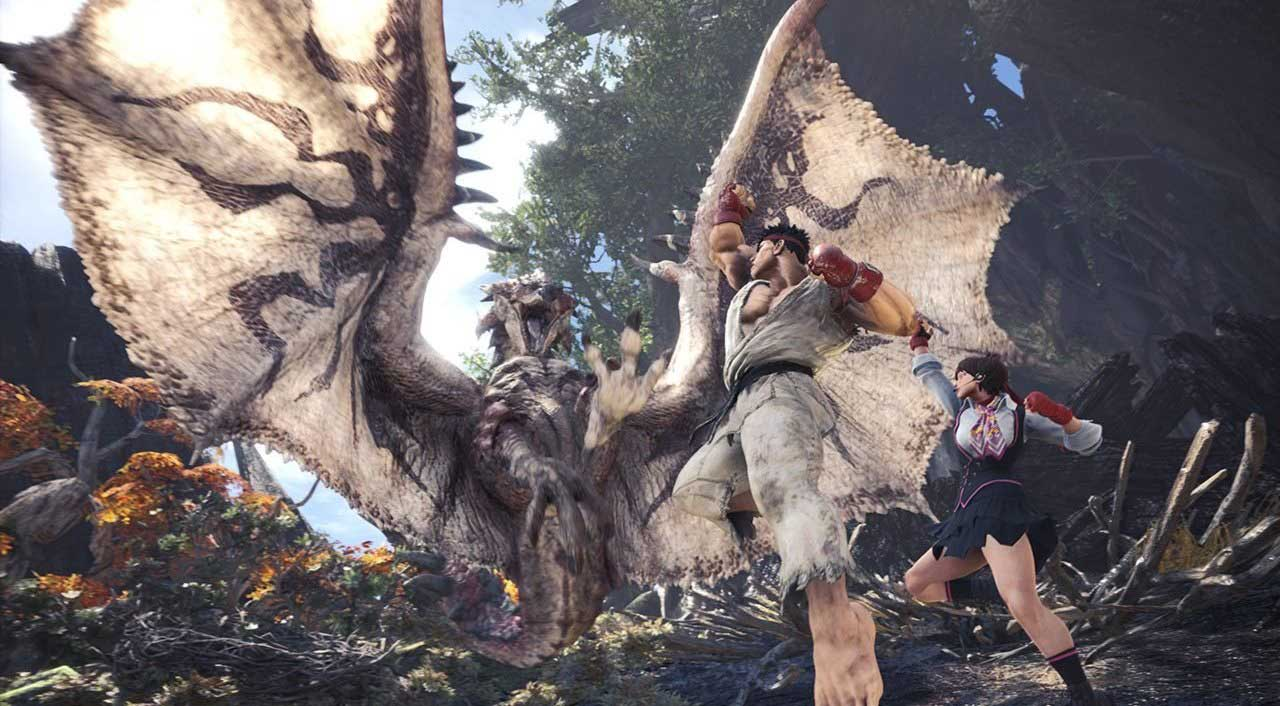 Monster Hunter World - How to Play Together with Friends