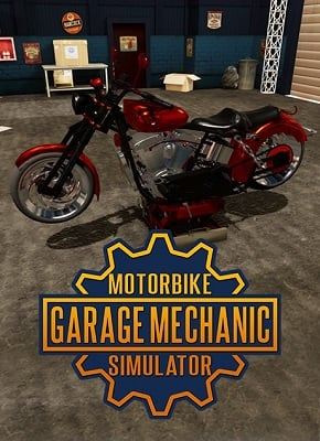 Motorbike Garage Mechanic Simulator reloaded