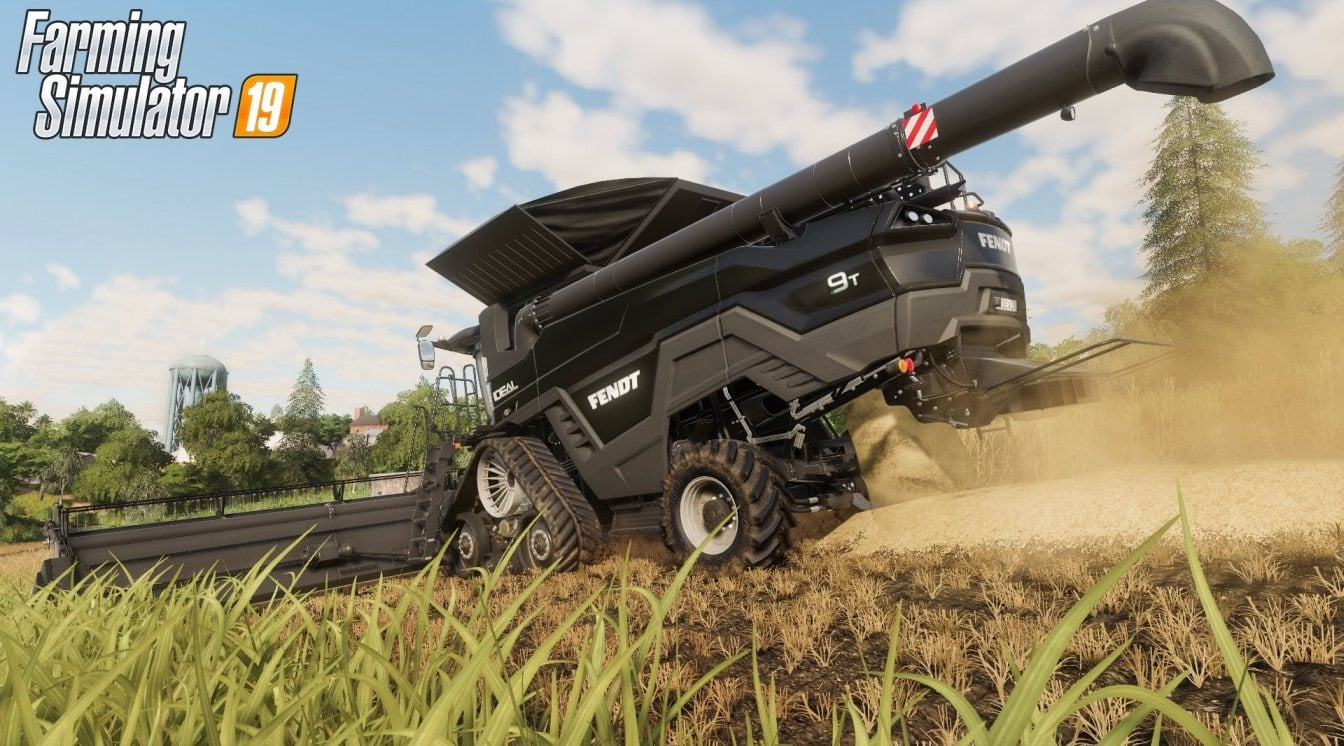 Farming Simulator 19 Download - FS19 Free Download Game PC!