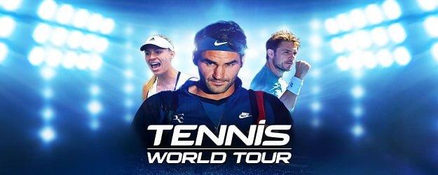 Tennis World Tour torrent