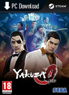 3DM Yakuza 0 Download